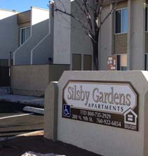 SILSBY GARDENS APARTMENTS
