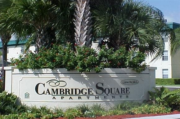 CAMBRIDGE SQUARE OF LAUDERDALE LAKES