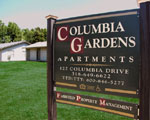 COLUMBIA GARDENS APARTMENTS