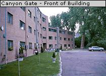 Canyon Gate Apartments, Golden CO Subsidized, Low-Rent Apartment