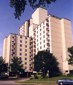 EBENEZER PARK APARTMENTS