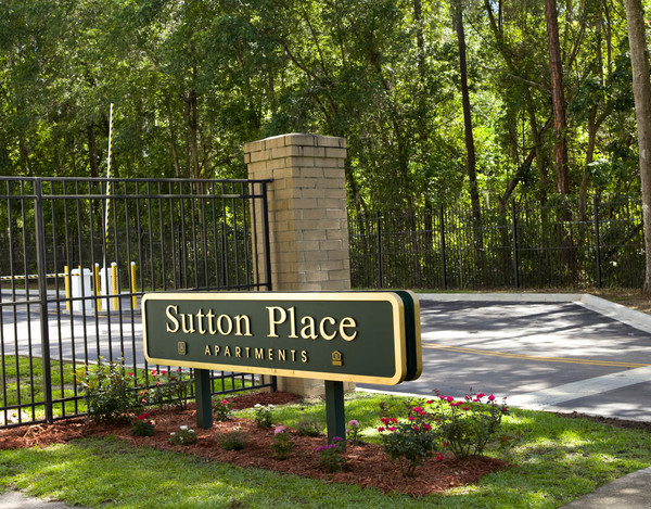SUTTON PLACE APARTMENTS